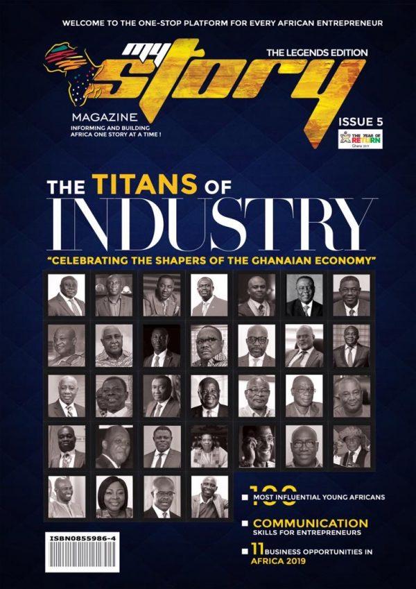 My Story Magazine - 5th Edition