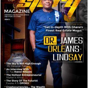 My Story Magazine - 1st Edition
