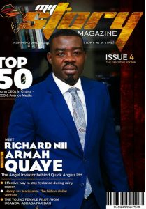 My Story Magazine - 4th Edition