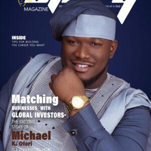 My Story Magazine - 8th Edition